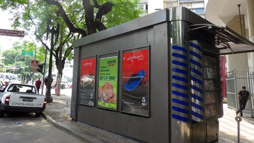 Banca de Jornal - Newsstand