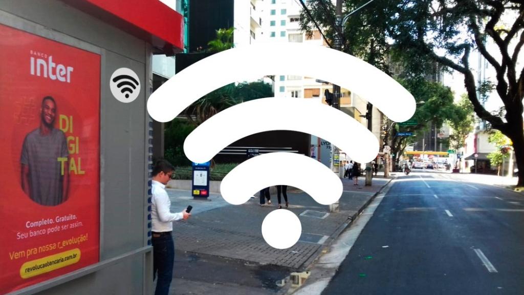 Wifi na Banca